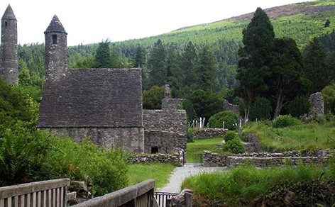 Glendalough by Scenic Ireland Tours