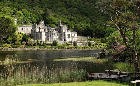 Kylemore Abbey by Scenic Ireland Tours
