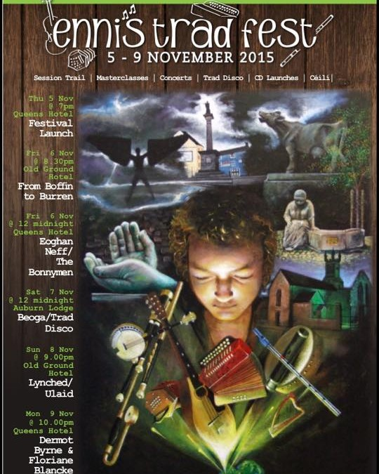 Ennis Trad Fest 2015