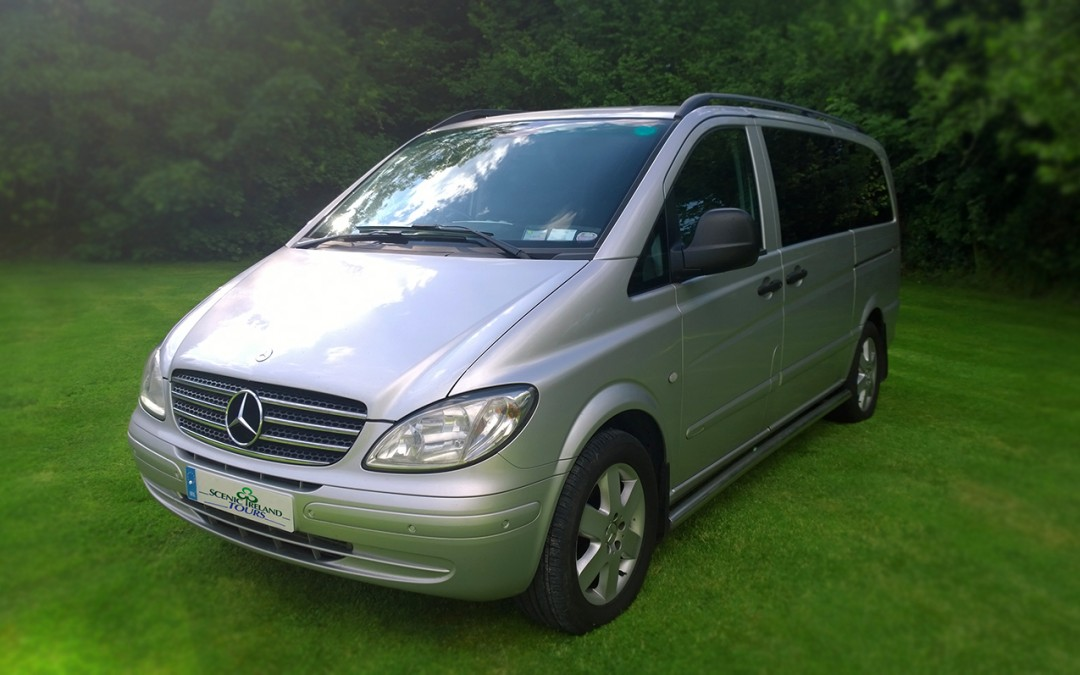An Example of our 7 seater Mini Vans